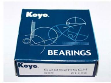 Bạc đạn Koyo 02